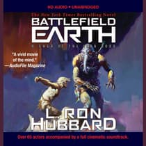 Battlefield Earth  by L. Ron Hubbard audiobook