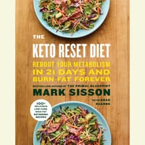The Keto Reset Diet by Mark Sisson audiobook