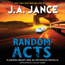 Random Acts by J. A. Jance audiobook