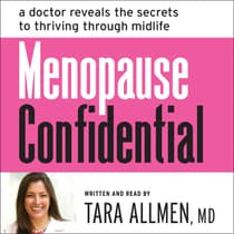 Menopause Confidential by Tara Allmen audiobook
