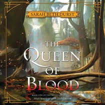 The Queen of Blood by Sarah Beth Durst audiobook