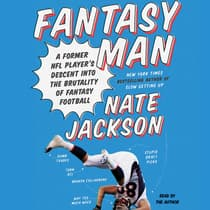 Fantasy Man by Nate Jackson audiobook