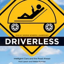 Driverless by Hod Lipson audiobook