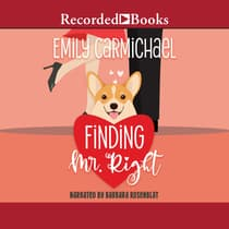Finding Mr. Right by Emily Carmichael audiobook