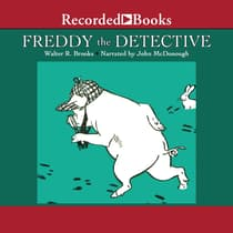 Freddy the Detective by Walter R. Brooks audiobook