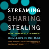 Streaming, Sharing, Stealing by Michael D. Smith audiobook