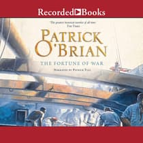 The Fortune of War by Patrick O'Brian audiobook