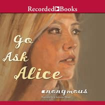 Go Ask Alice by Anonymous audiobook