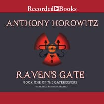 Raven's Gate by Anthony Horowitz audiobook
