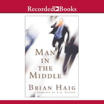 Man in the Middle by Brian Haig audiobook