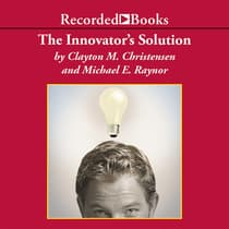 The Innovator's Solution by Michael E. Raynor audiobook