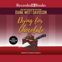 Dying for Chocolate by Diane Mott Davidson audiobook