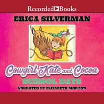 Cowgirl Kate and Cocoa by Erica Silverman audiobook