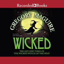 Wicked by Gregory Maguire audiobook