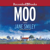 Moo by Jane Smiley audiobook