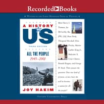 All the People by Joy Hakim audiobook