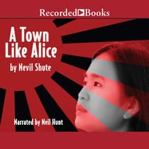 A Town Like Alice by Nevil Shute audiobook