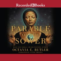 Parable of the Sower by Octavia E. Butler audiobook