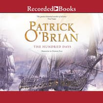 The Hundred Days by Patrick O'Brian audiobook