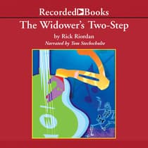 The Widower's Two-Step by Rick Riordan audiobook