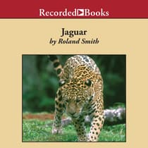 Jaguar by Roland Smith audiobook