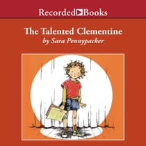 The Talented Clementine by Sara Pennypacker audiobook