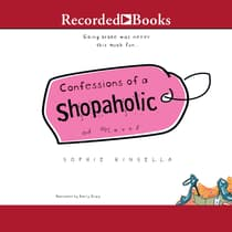 Confessions of A Shopaholic by Sophie Kinsella audiobook