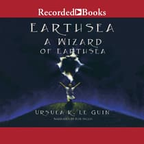 A Wizard of Earthsea by Ursula K. Le Guin audiobook