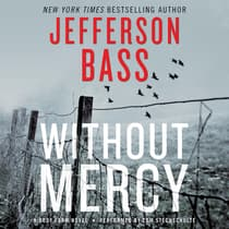 Without Mercy by Jefferson Bass audiobook