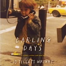Darling Days by iO Tillett Wright audiobook