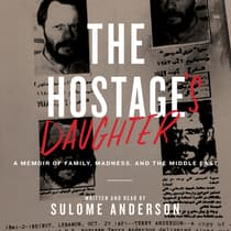 The Hostage's Daughter by Sulome Anderson audiobook