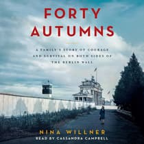Forty Autumns by Nina Willner audiobook