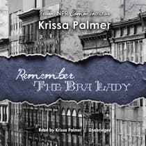 Remember the Bra Lady by Krissa Palmer audiobook