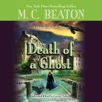 Death of a Ghost by M. C. Beaton audiobook