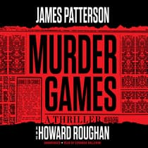 Murder Games by James Patterson audiobook