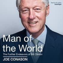 Man of the World by Joe Conason audiobook