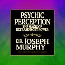 Psychic Perception by Joseph Murphy audiobook