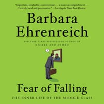 Fear of Falling by Barbara Ehrenreich audiobook