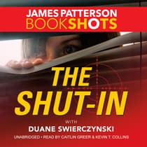 The Shut-In by James Patterson audiobook