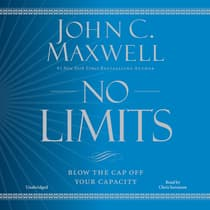 No Limits by John C. Maxwell audiobook