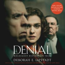 Denial [Movie Tie-in] by Deborah Lipstadt audiobook