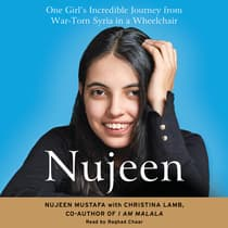 Nujeen by Nujeen Mustafa audiobook