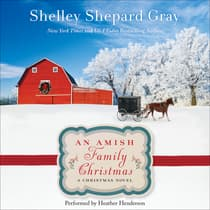 An Amish Family Christmas by Shelley Shepard Gray audiobook
