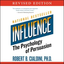 Influence by Robert B. Cialdini audiobook