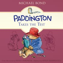 Paddington Takes the Test by Michael Bond audiobook