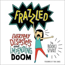 Frazzled by Booki Vivat audiobook