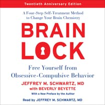 Brain Lock, Twentieth Anniversary Edition by Jeffrey M. Schwartz audiobook