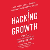 Hacking Growth by Sean Ellis audiobook