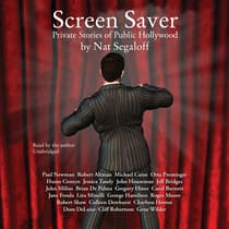 Screen Saver by Nat Segaloff audiobook