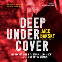 Deep Undercover by Jack Barsky audiobook